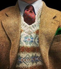 """secondlifep: """"I'm starting to get a hankering back for some nice wool and tweed clothes… """""""
