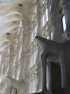 @PinFantasy - Sagrada Familia - Gaudi