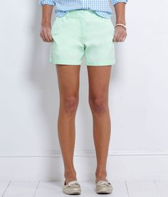 LOVE This color combo Classic Twill Shorts $59.50