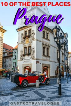 Prague boasts some of the most picturesque landmarks in Europe. There are loads of tourist attractions and things to do in Prague. These are the 15 best things to do. Voyage Europe, Europe Travel Guide, Travel Guides, Travel Destinations, Travel Packing, Europe Packing, Packing Lists, Travel Abroad, Bratislava