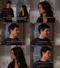 Captain Oats and Princess Sparkle...I'd love to have my own Seth Cohen someday :]