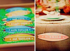 Beach Wedding Ideas {Styled Shoot}