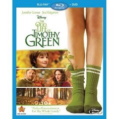 The Odd Life of Timothy Green (Two-Disc Blu-ray/DVD Combo) (Walt Disney Home Entertainment)