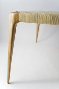 """""""Bene"""" Coffe Table by Fratelli Levaggi, Italy, Detail."""