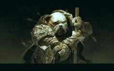 Bulldog by DavidRapozaArt.deviantart.com on @deviantART