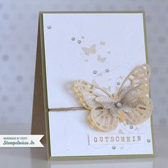 Butterfly von Stampin up