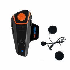 Motorcycle Intercom Headset Radios, Bluetooth, Intercom, Walkie Talkie, Mp3 Player, Headset, Motorcycle, Top, Diving