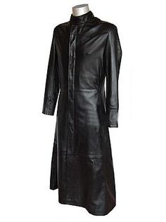 We Proudly Offer Matrix Leather Jacket Coat at the Lowest Price. We also Offer Mammoth Discounts on Purchase of Keanu Reeves Leather Matrix Trench Long Coat