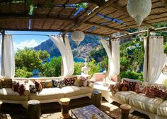 Life doesn't get much better than at the Villa TreVille on the Amalfi Coast.