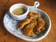 Recipes to Nourish: Baked Grain-Free Chicken Strips