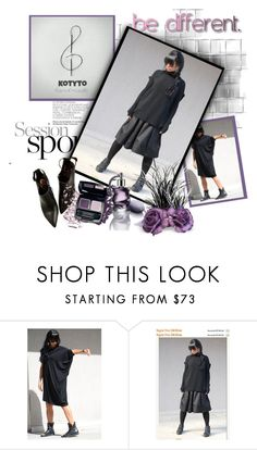 """""""Untitled #305"""" by zeljanadusanic ❤ liked on Polyvore featuring women's clothing, women, female, woman, misses, juniors and kotyto"""