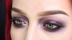 Messy Purple Smoke