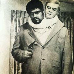 Ray Milland - Rosey Grier, The Thing With Two Heads 1972.