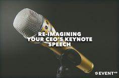 Frustrated that your CEO doesn't make more of events? Learn how you can inspire them and other senior leaders to deliver keynote presentations that truly engage; that have the power to change minds and behaviours. Business events are in the midst of tumultuous genre defying change. Technologies are re-defining where an event begins and ends, …