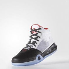 adidas D Rose 773 Shoes - White Adidas Shoes, Adidas Men, Sneakers Nike, Running Wear, Running Shoes, Adidas D Rose, Adidas Sportswear, White Shoes, Fitness