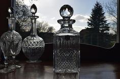Stuart Crystal Shaftesbury Spirit decanter