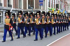 Prinsjesday 2011 - Parata dei granatieri