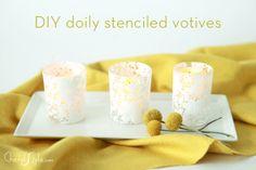 doily stenciled glass votives diy-stenciled-doily-votive-bridal-cherylstyle-H