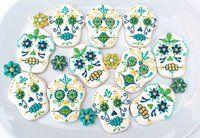 El dia De Los Muertos Cookies