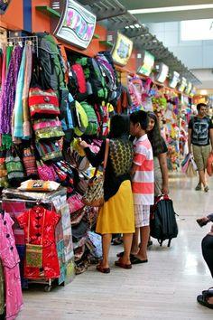 Shopping in Bangkok, Thailand Krabi, Bangkok Thailand, Spaces, Shopping, Travel