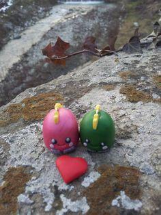 Happy Valentine's Day! [Polymer Clay] - Buon San Valentino! [Fimo]