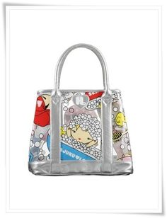 HARAJUKU LOVERS BATHING BEAUTIES BAG