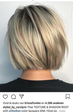 Short Bob Haircuts, Blunt Bob Hairstyles, Hairstyles Haircuts, Cute Haircuts, Straight Hairstyles, Pretty Hairstyles, Bob Haircuts For Women, Hairstyle Short, Box Braids Hairstyles
