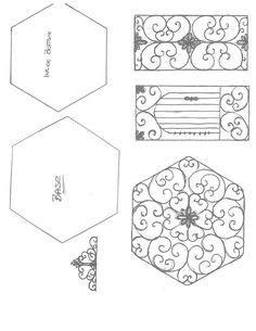 Resultado de imagen para royal icing filigree panel template