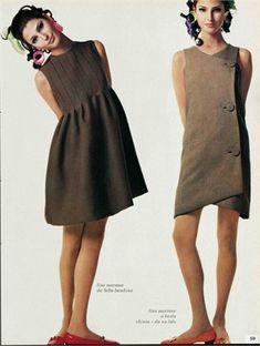 Photo by Richard Avedon, Vogue Italia 1967
