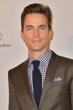 Matt Bomer - Lacoste/GQ Super Bowl Party