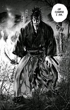 Vagabond: Musashi vs Seijuro