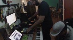 Jam at the studio