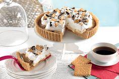 Τάρτα μπανόφι με πτι μπερ Fun Desserts, Dessert Recipes, Sweet Tarts, Greek Recipes, Soul Food, Cheesecake, Food And Drink, Sweets, Cooking
