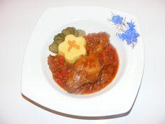 Tocana de rata Tandoori Chicken, Pork, Beef, Ethnic Recipes, Pork Roulade, Pigs, Ox, Ground Beef, Steak