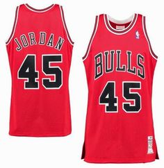 0bf865a31844a Michael Jordan Mitchell & Ness Homecoming Authentic Jersey - Air 23 - Air  Jordan Release Dates, Foamposite, Air Max, and