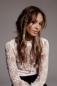 The Non Flower-Child Guide To Wearing Free People #refinery29  http://www.refinery29.com/2014/07/72021/free-people-joan-smalls#slide3