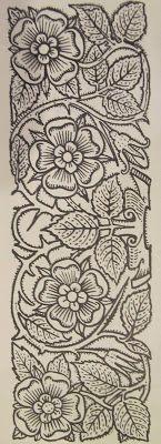 Baroque Embellishments: On First Looking Into Hatton's Herbal Handbook