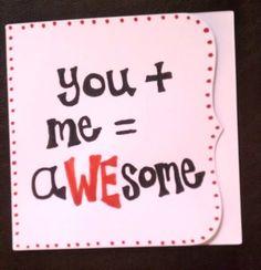 Homemade card on etsy