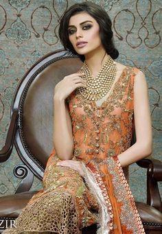 Sobia Nazir Bridal Wear 2015 -RGFashionWorld -2