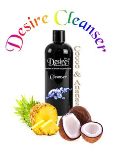 Cleanser Cocco/Ananas