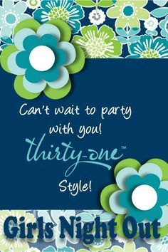 Love Thirty-One Parties!! At home, work, ball field or online through social media ~ Thirty One Parties are a fun way to earn your favorite products for FREE! Contact me today! www.mythirtyone.com/512466