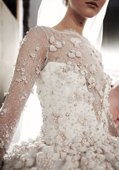 Backstage Georges Hobeika Haute Couture...