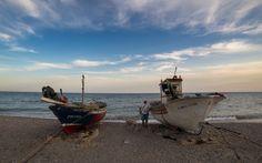 El pescador y el galgo by Antonio Photo-Ispirazione on 500px