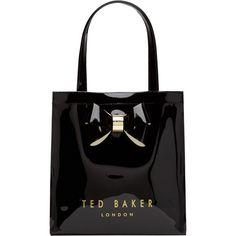53a5497d3ece5d Ted Baker Didicon Small Icon Shopper Bag