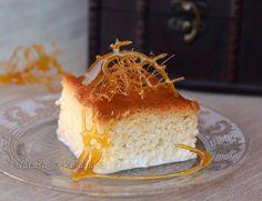 tri leće Torte Recepti, Kolaci I Torte, Bosnian Recipes, Bulgarian Recipes, Baking Recipes, Cake Recipes, Dessert Recipes, Recept Za Trilece, Tri Lece