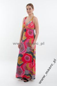 BODEN MAXI PRINT SUMMER DRESS for sale