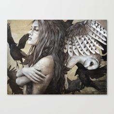 Chilali Canvas Print