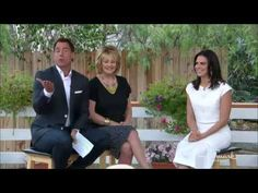 Lana Parilla Home & Family interview