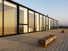Beautiful Houses: W House in Chile