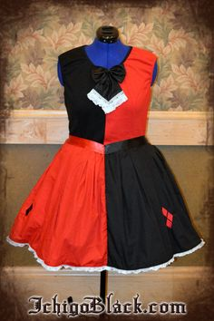 DESCRIPTION:  Weve also released our new cosplay lolita dress line! If theres a specific color combo you need that isnt listed, just shoot us a